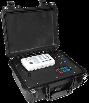 Alarm Bypass Trainer Box